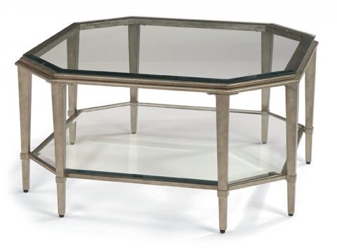 Flexsteel - Prism Square Cocktail Table - 6693-032