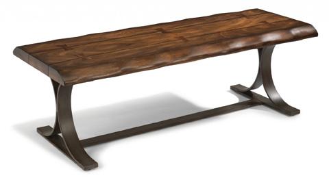 Flexsteel - Farrier Rectangular Cocktail Table - 6729-031