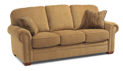 Flexsteel - Harrison Fabric Sofa without Nails - 7271-31