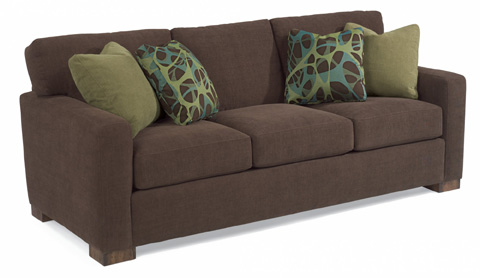 Flexsteel - Bryant Fabric Sofa - 7399-31