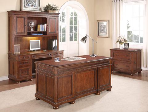 Flexsteel - American Heritage Lateral File Cabinet - W1209-716