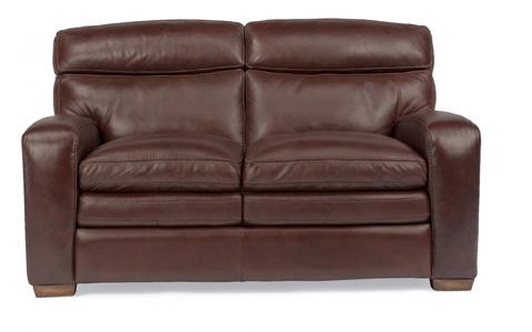 Flexsteel - Leather Loveseat - 1129-20