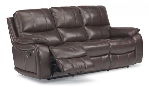 Flexsteel - Power Reclining Sofa - 1298-62P