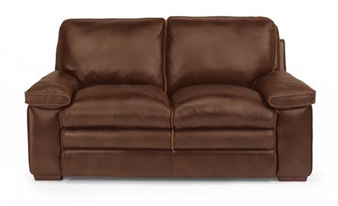 Flexsteel - Leather Loveseat - 1774-20