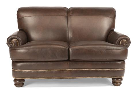 Flexsteel - Leather Loveseat - B3791-20