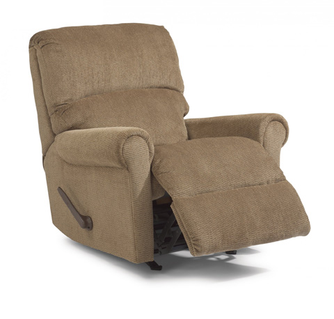 Flexsteel - Fabric Rocking Recliner - 2859-51