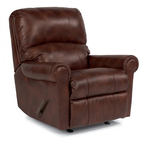 Flexsteel - Leather Recliner - 3859-50