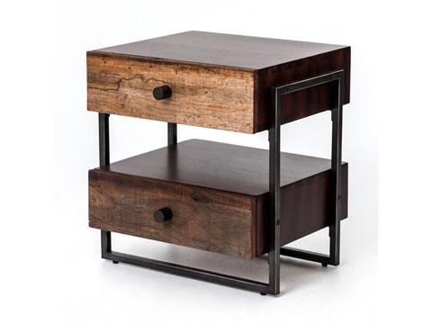 Four Hands - Milo End Table - VBNA-ET1007
