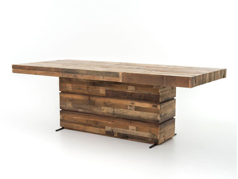 Four Hands - Tahoe Dining Table - VFH-006