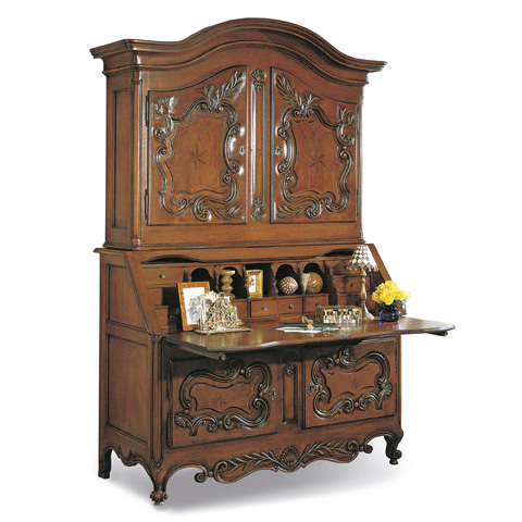 Francesco Molon - 16th Century Carved Secretary - B9