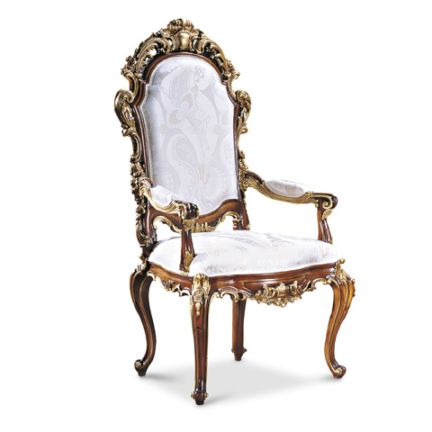 Francesco Molon - Dining Arm Chair - P113