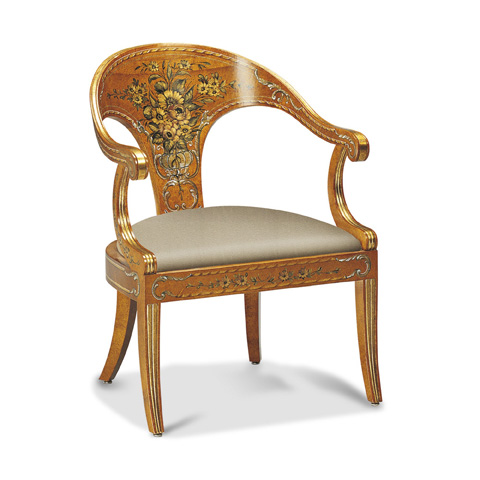 Francesco Molon - Dining Arm Chair - P115