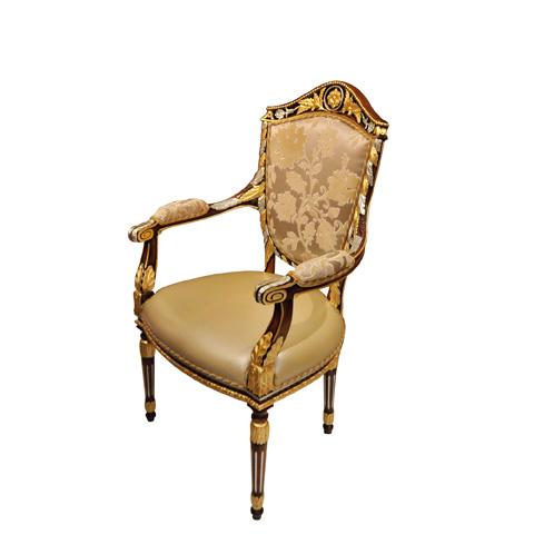 Francesco Molon - Accent Arm Chair - P279