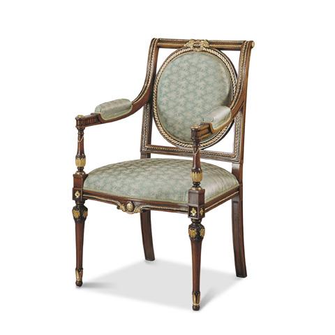 Francesco Molon - Accent Arm Chair - P339