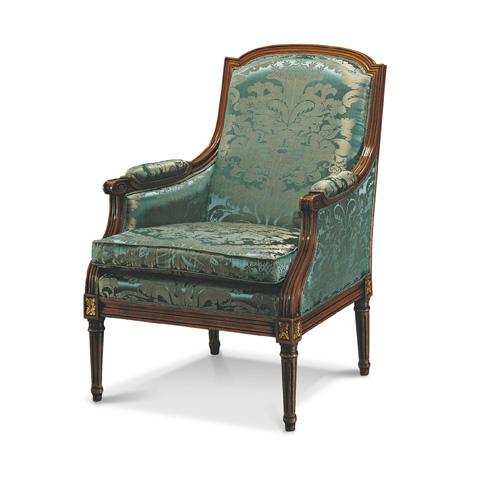 Francesco Molon - Luis XVI Accent Chair - P47