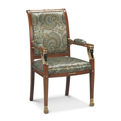 Francesco Molon - Dining Arm Chair - P62