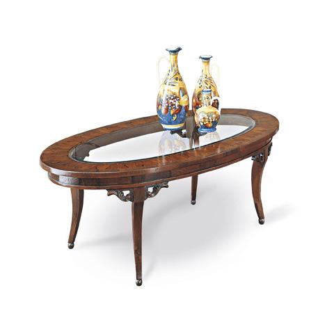 Francesco Molon - Oval Coffee Table - T159