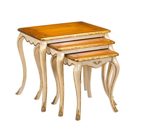 French Heritage - Dampierre Nesting Tables - M-1547-401-LCBE