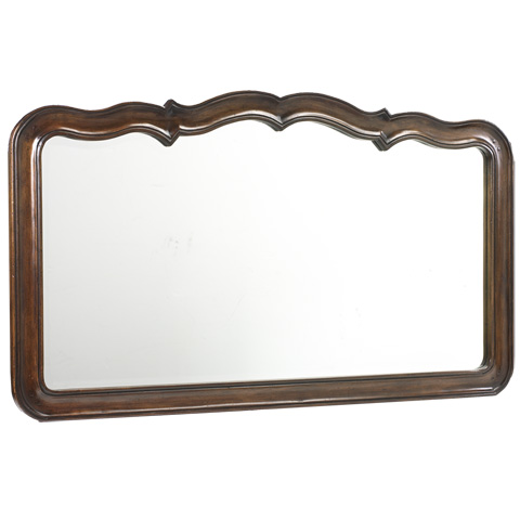 French Heritage - Luberon Landscape Mirror - M-6204-401-ANT
