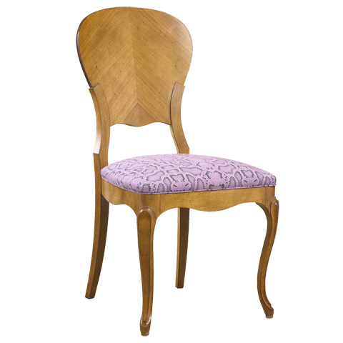 French Heritage - Eloise Side Chair - A-2328-401-ACH