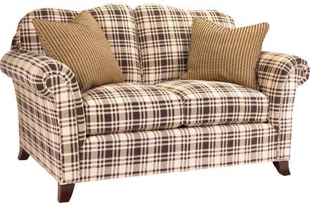 French Heritage - Beaucaire Loveseat - U-3061-0466
