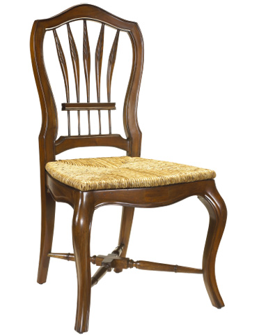 French Heritage - Wheatback Side Chair - M-1028-001-CBR