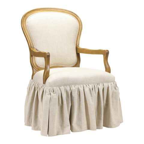 French Heritage - Roussillon Chair - U-3076-0226 S