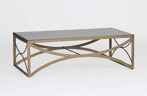 Gabby Home - Bernard Antique Mirror Coffee Table - SCH-250235
