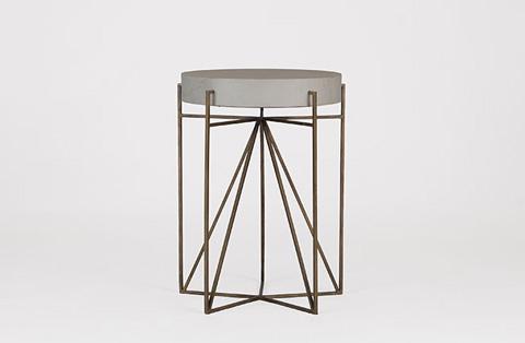 Gabby Home - Highland Side Table - SCH-280210