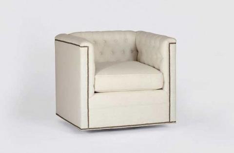 Gabby Home - Thatcher Swivel Chair - SCH-641