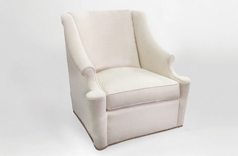Gabby Home - Lainey Swivel Chair - SCH-639