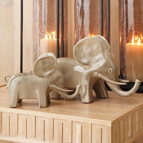 Global Views - Large Elephant - 3.30847