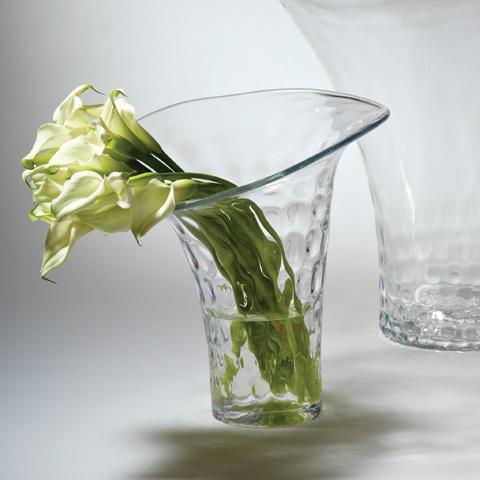 Global Views - Small Honeycomb Flair Vase - 6.60241