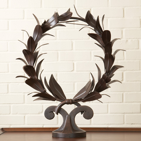 Global Views - Laurel Wreath Sculpture - 8.80146