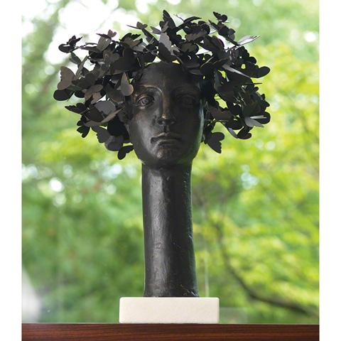 Global Views - Butterflies for Brains Sculpture - 8.81576