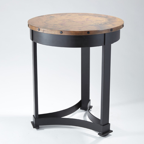 Global Views - Classic Copper Table - 9.90845