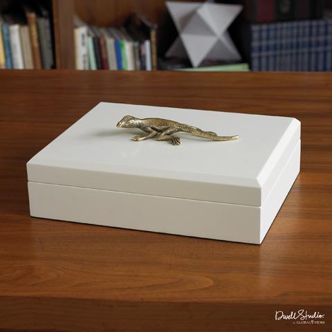 Global Views - Lizard Box - D8.80122