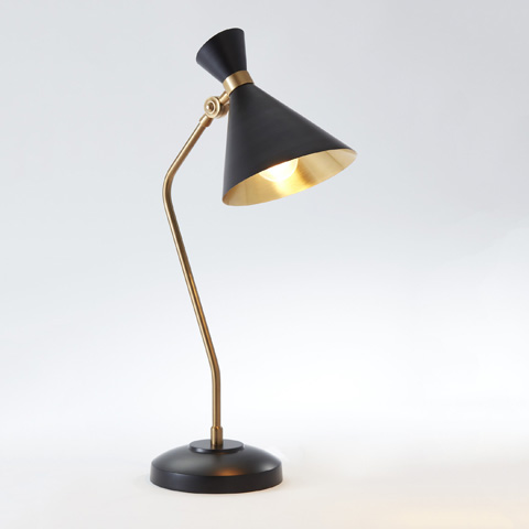 Global Views - Cone Desk Lamp - D9.90039