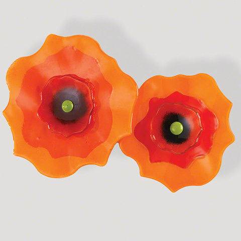 Global Views - Orange Poppy - 1.10137