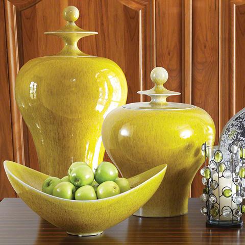 Global Views - Citron Jar - 1835