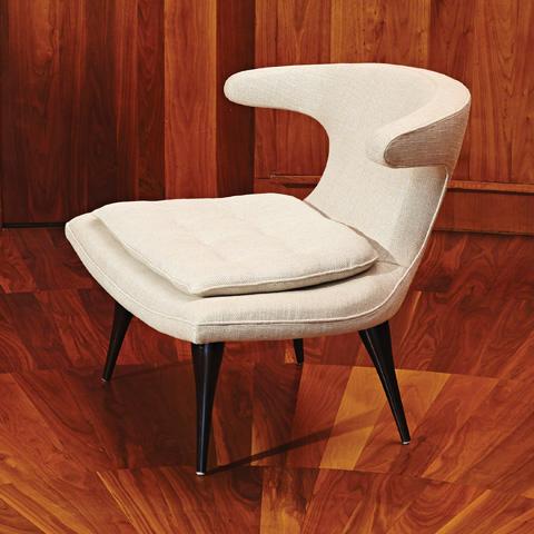 Global Views - Anvil Lounge Chair - 2509