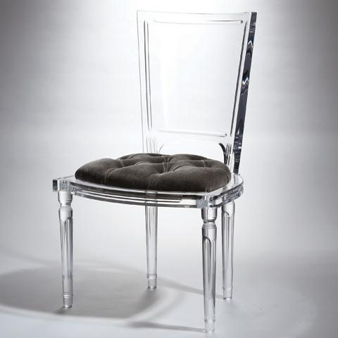 Global Views - Marilyn Acrylic Side Chair - 3.31173