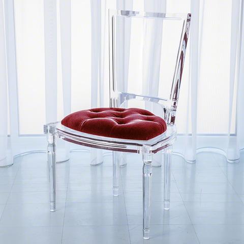Global Views - Marilyn Acrylic Side Chair - 3.31232