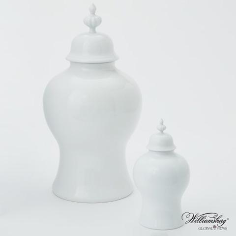 Global Views - Beaufort Ginger Jar - 4.80109