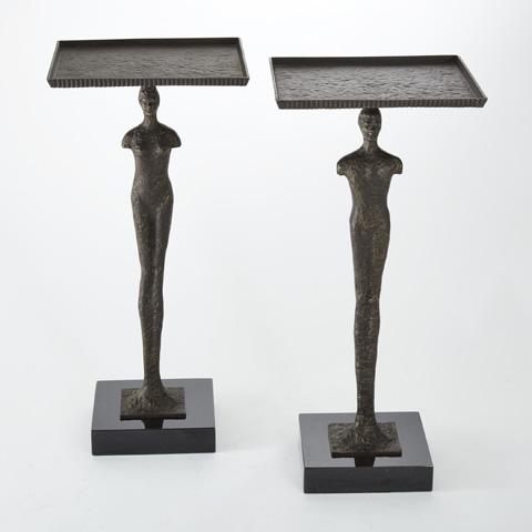 Global Views - Modern Man Table - 8.80033