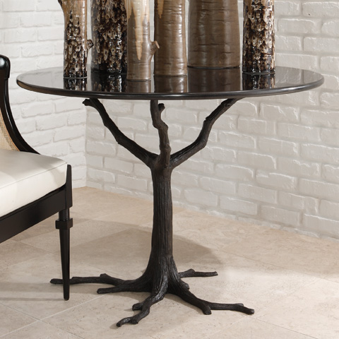Global Views - Faux Bois Dining Table - 8.81054