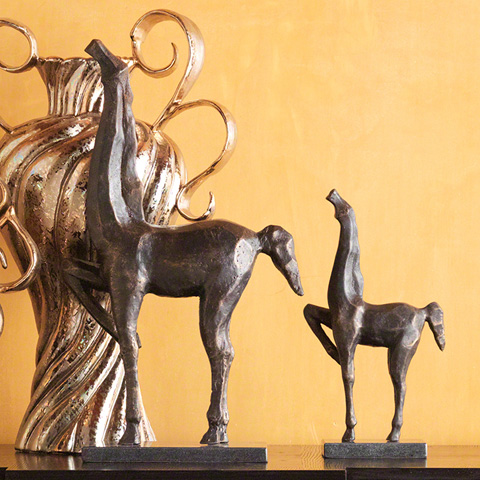Global Views - Cubist Horse - 8.81998