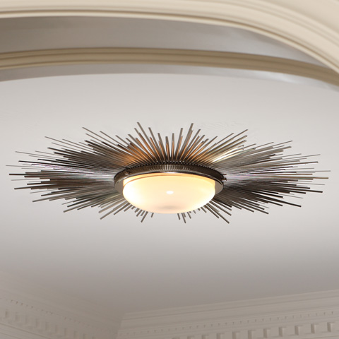 Global Views - Sunburst Light Fixture - 9.91412
