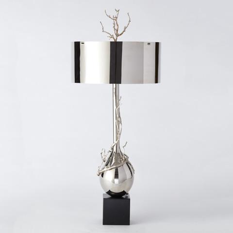 Global Views - Twig Bulb Lamp - 9.91797