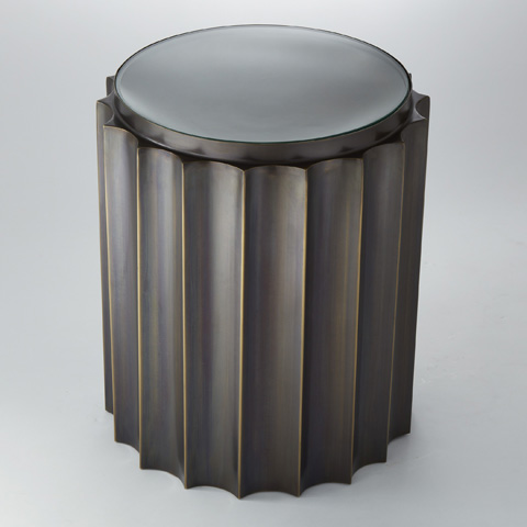 Global Views - Fluted Column Table - 9.92134